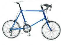 Ingressでドロップハンドルを装備したミニベロ自転車を使うオッソ Fuzz